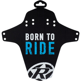 Reverse Born to Ride Mudguard light blue
